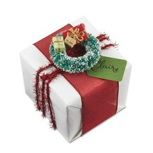 Santa Workshop Miniature Gift Wrap, medium