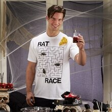 Rat Race Adult Costume, medium