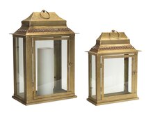 Gold Lantern, Set of 2