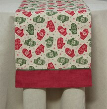 Mitten Table Runner
