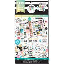Create 365™ The Happy Planner™ Fitness Value Pack Stickers, medium