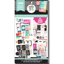 Create 365 The Happy Planner Big Color Story Value Pack Stickers