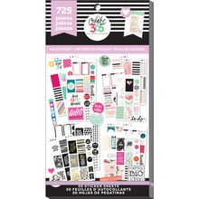 Create 365 The Happy Planner Color Way Value Pack Stickers