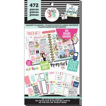 Create 365 The Happy Planner Memory Planning Value Pack Stickers