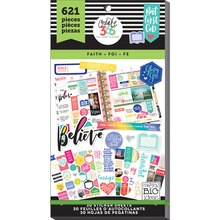 Create 365 The Happy Planner Faith Value Pack Stickers