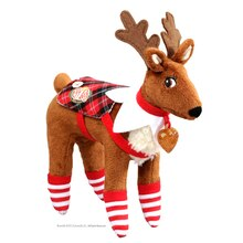 The Elf on the Shelf Claus Couture Collection Polar Pattern On Reindeer