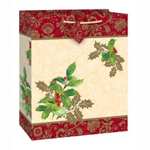 Elegant Holiday Gift Bag