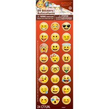 Puffy Emoji Sticker Sheet