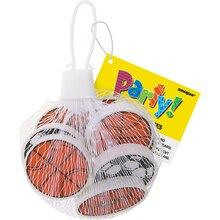 Sports Ball Eraser Party Favors, Assorted 8ct