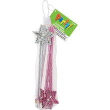 Mini Star Princess Wand Party Favors, 8ct
