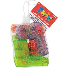 Mini Water Gun Party Favors, 5ct