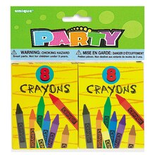 Crayon Box Party Favors, 4ct