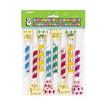 Squawker Party Blowers, 8ct