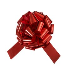 Giant Red Car Gift Bow, 18""