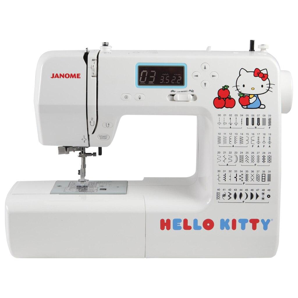Janome Hello Kitty® 18750 Sewing Machine
