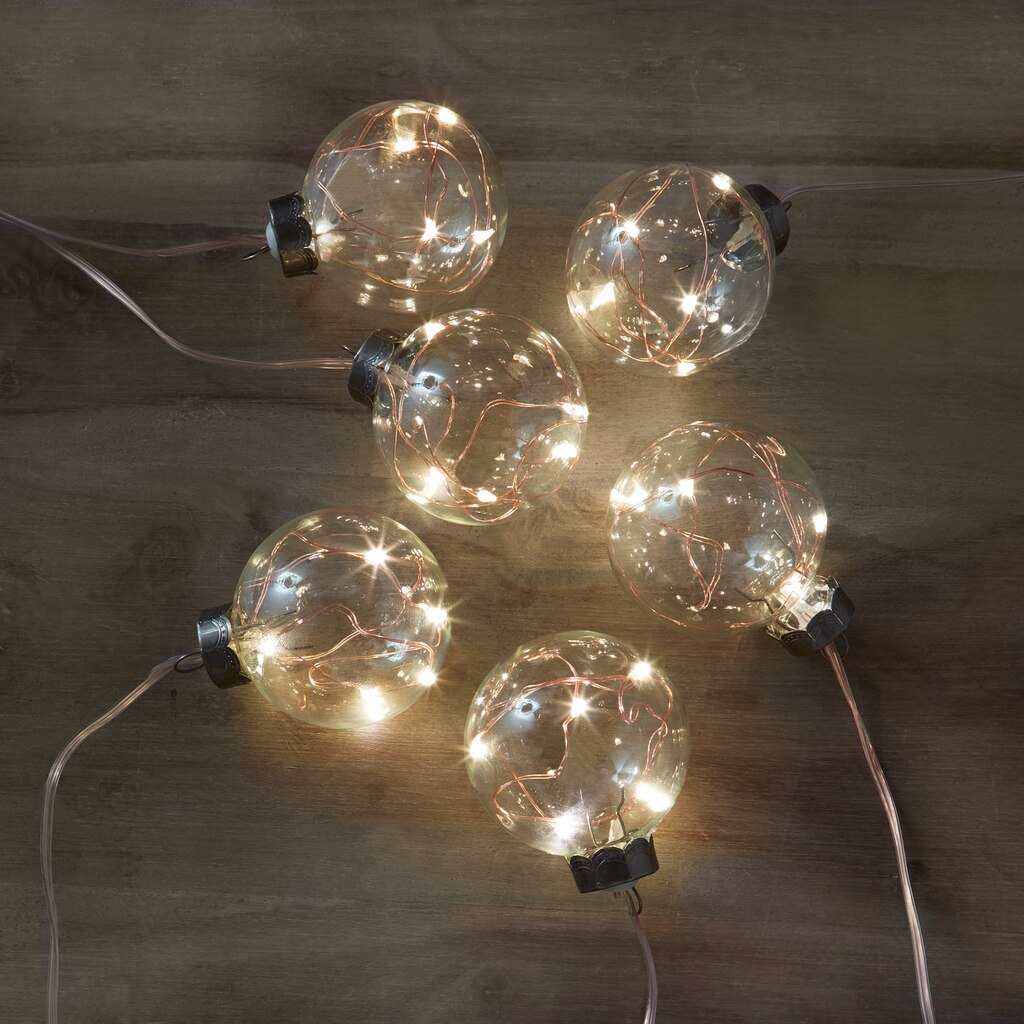 Shop for the Apothecary & Company™ String Lights with Bulbs at ...