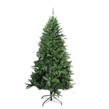 7.5 Ft. Pre-Lit Traditional Mixed Pine Artificial Christmas Tree, Multi Lights