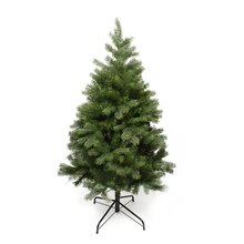 4 Ft. Noble Fir Full Artificial Christmas Tree, Unlit