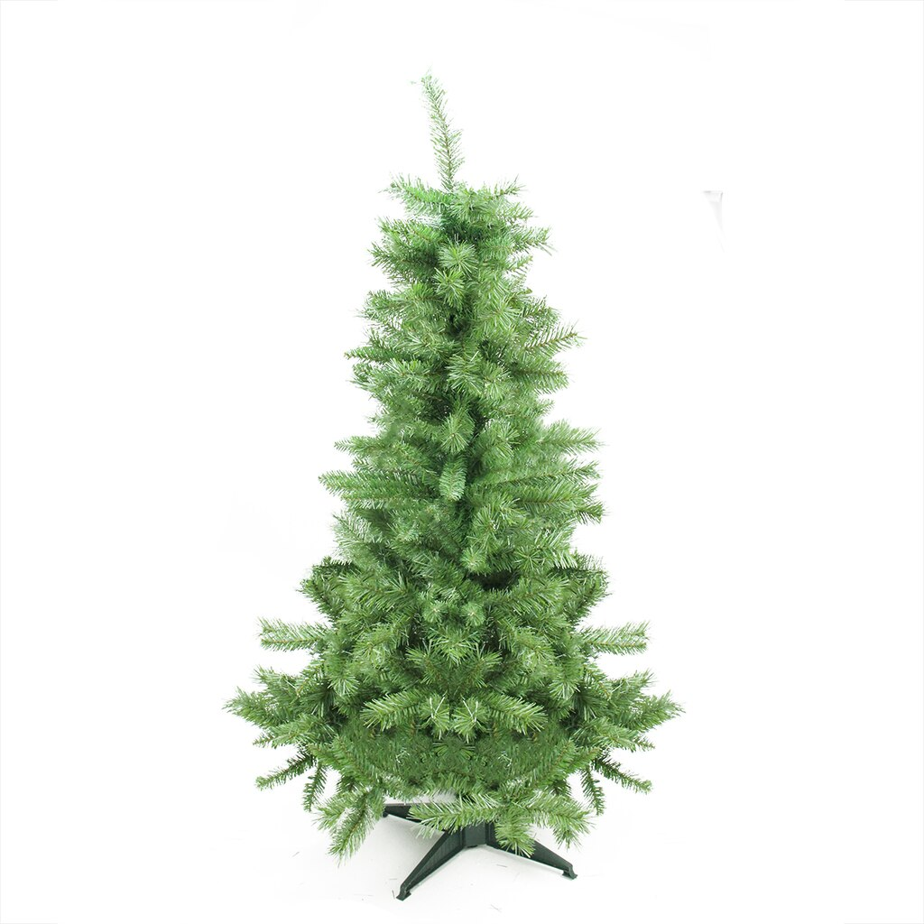 4.5 Ft. Slim Mixed Pine Artificial Christmas Tree, Unlit