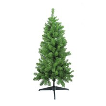 4 Ft.Traditional Noble Fir Medium Artificial Christmas Tree, Unlit