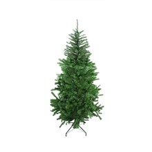 6.5 Ft. Two-Tone Balsam Fir Artificial Christmas Tree, Unlit