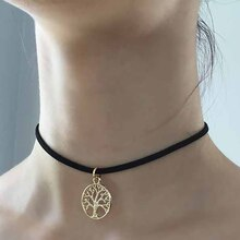 Tree of Life Choker, medium