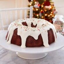 Classic Christmas Red Velvet Bundt Cake, medium