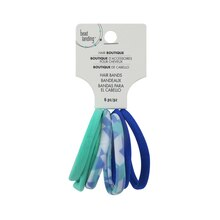 Turquoise Mix Ponytail Holders By Bead Landing