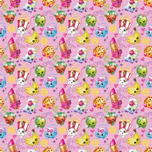 Shopkins Wrapping Paper, medium