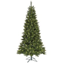7.5 Ft. Jack Pine Slim Artificial Christmas Tree, Unlit, medium
