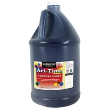 Sargent Art Art-Time Tempera Paint, Black