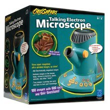 GeoSafari Talking Electron Microscope Box
