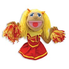 Cheerleader Theater Puppet