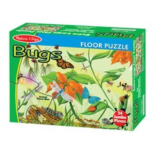 Bugs Floor Puzzle, 24 pieces Package
