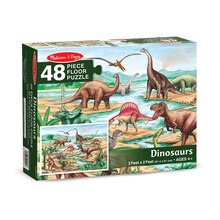 Dinosaurs Floor Puzzle Package