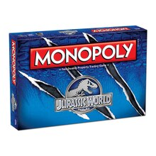 Monopoly Jurassic World Edition