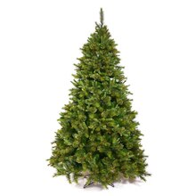 9.5 Ft. Cashmere Mixed Pine Full Artificial Christmas Tree, Unlit