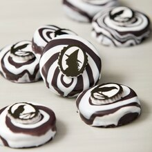 Witchy Swirl Cookies, medium