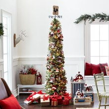 Farm Theme Christmas Tree, medium