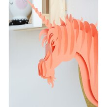 3D Unicorn, medium