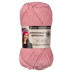 Loops & Threads Impeccable Yarn, Soft Rose