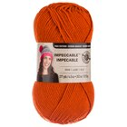 Loops & Threads Impeccable Yarn Solid Pumpkin