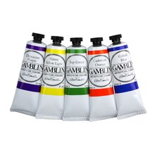 Gamblin Artist Grade Oil Colors, 37ml