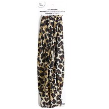 Animal Print Wide Elastic Headband By Bead Landing