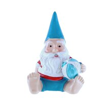 Miniature Spring Gnome with Beach Ball By Celebrate It