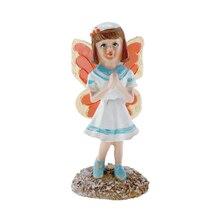 Miniature Spring Sailor Fairy with Hands Together By Celebrate It