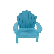 Miniature Spring Adirondack Chair By Celebrate It