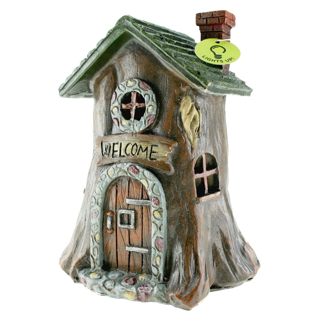 Find the mini led house by celebrate it at michaels for Small led lights for crafts michaels