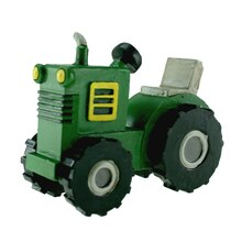 Miniature Spring Tractor By Celebrate It
