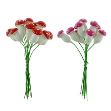 Miniature Spring Mushrooms By Celebrate It